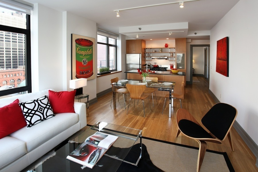 Brooklyn Rental Staged and Sold