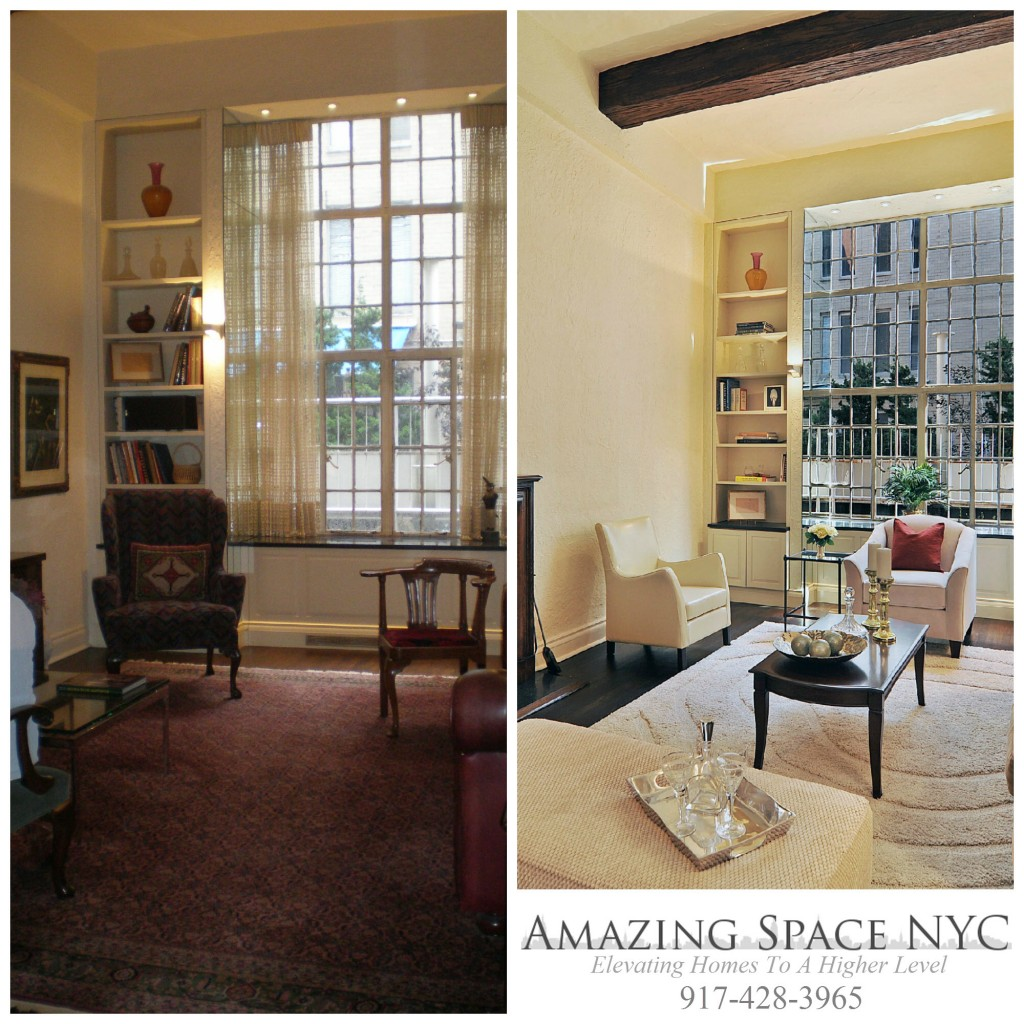 New York Home Staging Success