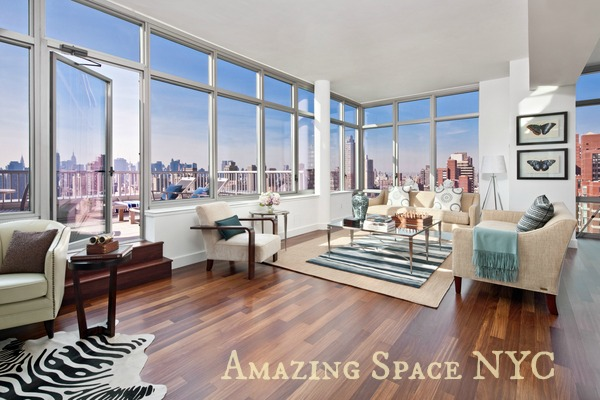 Home Staging New York with views