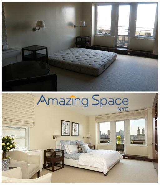 Lethargic 2 BR Master Bedroom