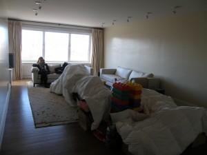 Lethargic 2 BR Apartment