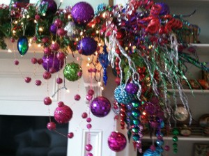 Excessive Holiday Decor