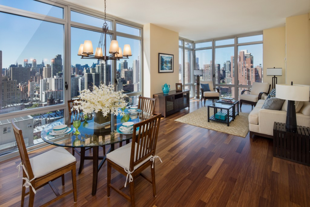 NYC Home Staging for Model Units