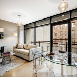 Eating Dining Area Staged by Amazing Space NYC