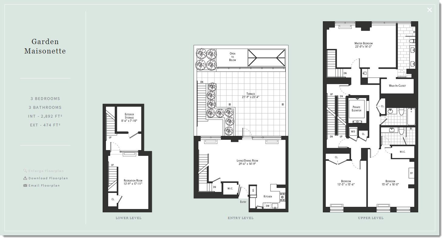 100 Maisonette Floor Plan Floor Plans Roomsketcher