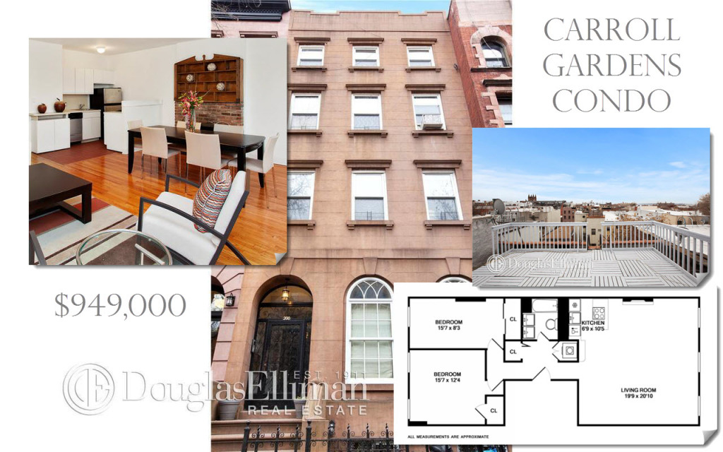 Home Staging Brooklyn condo