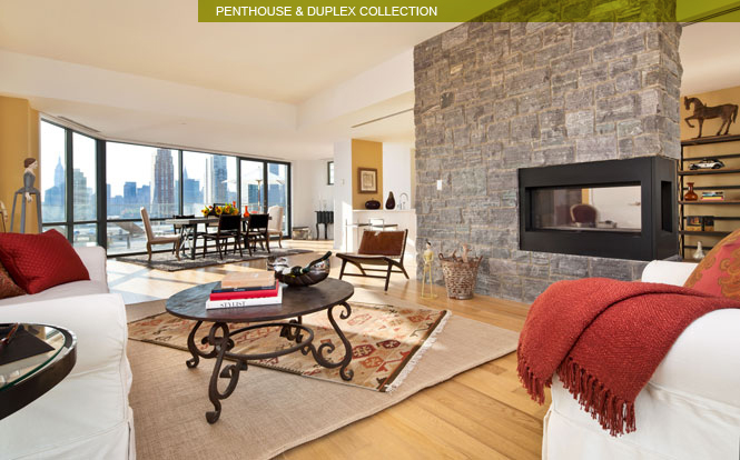Long Island City Home Staging for photos