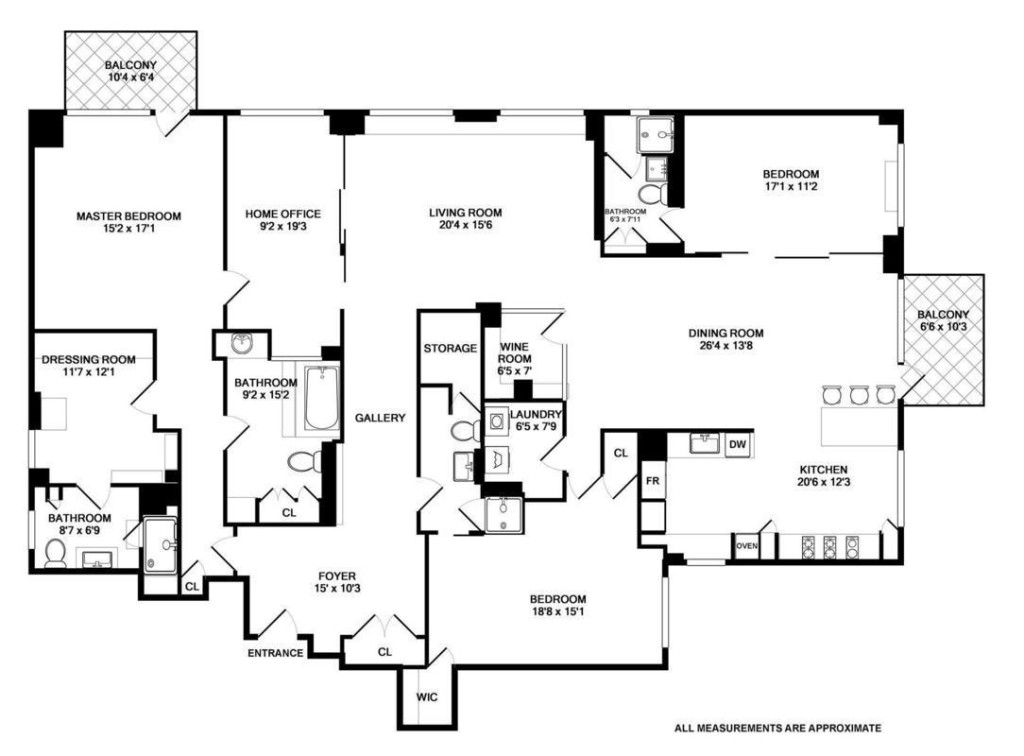 Making the floorplan work