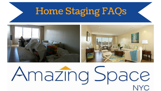Home staging like any industry has FAQs