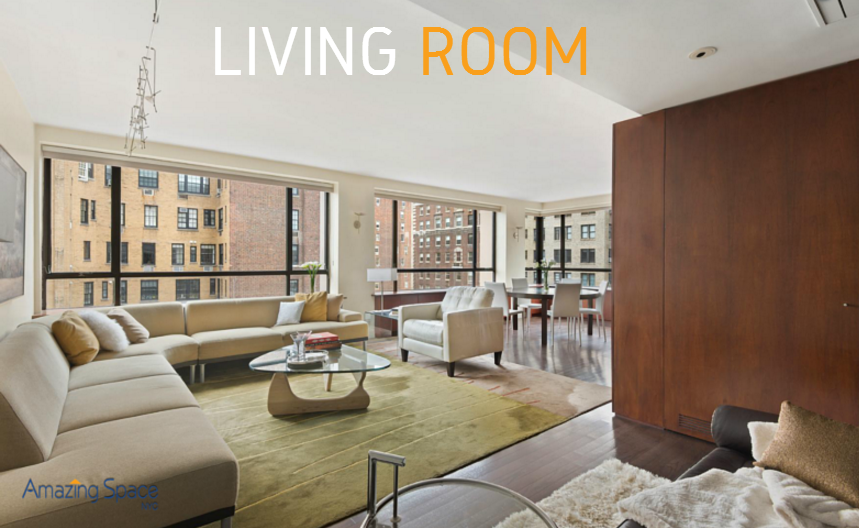 Apartment Staging in NYC Upper East Side