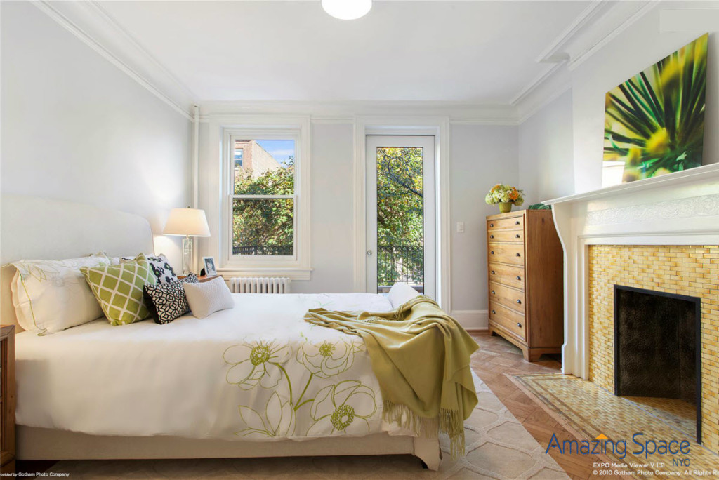 home staging with Amazing Space NYC